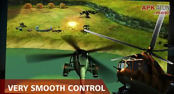 Helicopter war game 2016