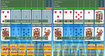 Video poker by toftwood creation..