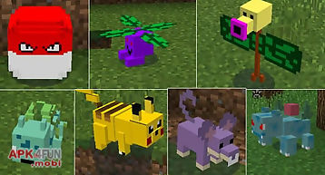 New pixelmon go mod minecraft
