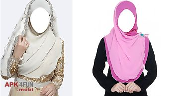 Hijab collections photo maker