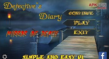 Mystery of mirror of death 1