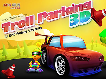 troll car parking 3d free