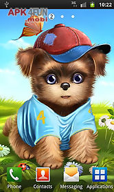 cute dog sweet puppy dress up