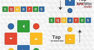 Squares: game about squares and ..