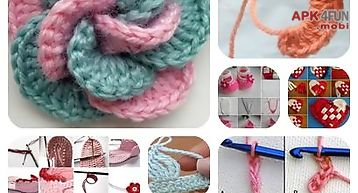 Crochet practice tutorial