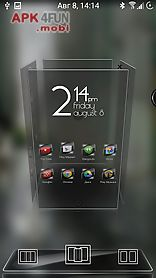 dream theme for next launcher