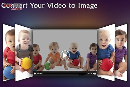 video to image convertor