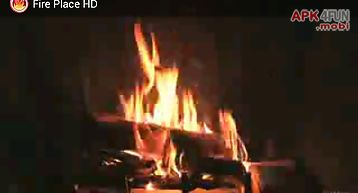 Fire place hd