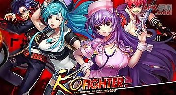 Ko fighter: the hottest 3d fight..