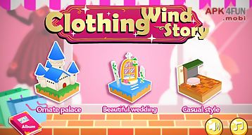 Clothing wind story