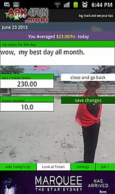 tip tracker - tipsee free