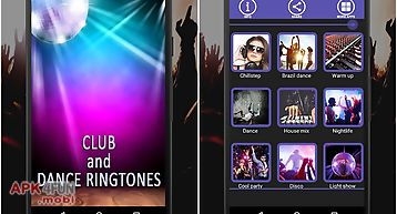 Club and dance ringtones