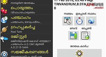 Horoscope malayalam