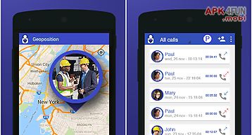 Track my phone - for business