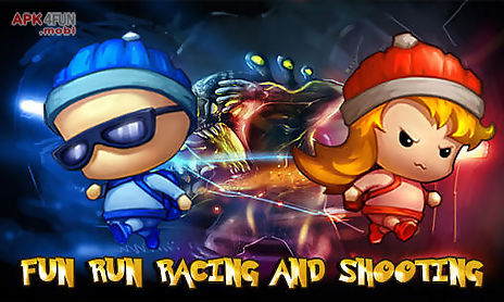 fun run racing and shooting