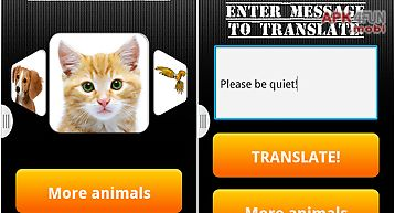 Cat translator (prank)