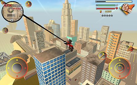 stickman rope hero 2
