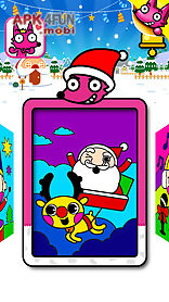 wow! christmas coloring book