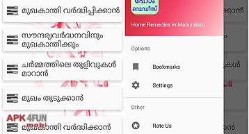 Home remedies in malayalam