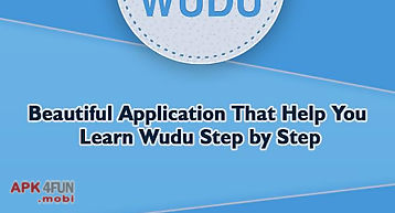 Step by step wudu