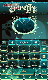 firefly go keyboard theme