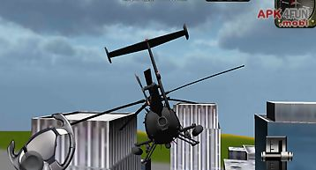 Helicopter 3d flight simulator