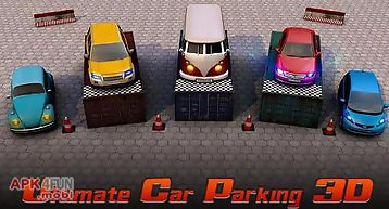 Ultimate car parking 3d