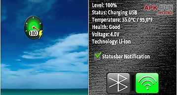Gauge battery widget best