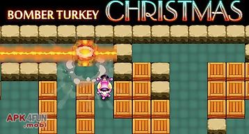 Bomber turkey: christmas