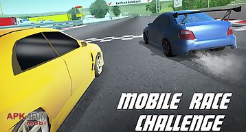 Fast track racing: race car 3d