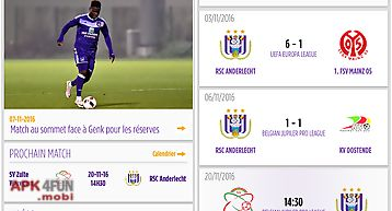 Rsca official by proximus