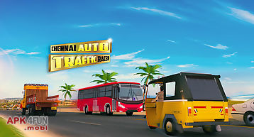 Chennai auto traffic racer