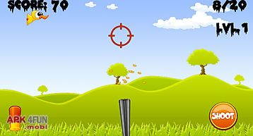 Free hot duck shooter games