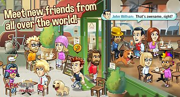 Friendbase chat, create, play
