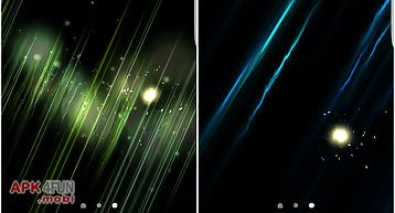 Abstract parallax 3d live wp