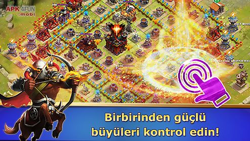 clash of lords 2: türkiye