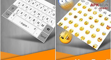 Emoji android keyboard