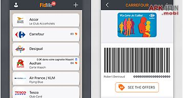 Fidme loyalty cards & coupons