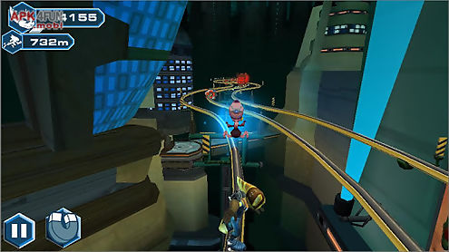 ratchet andclank: btn