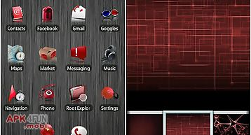 Red adw theme