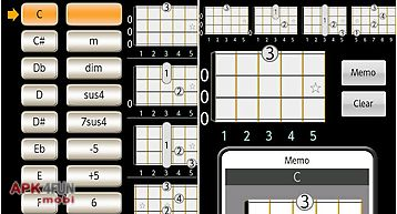 Uchord(ukulele chord finder)