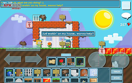 Growtopia for Android free download from Apk 4Free market