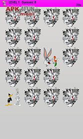 bugs bunny match up game
