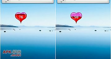 Heart battery widget best