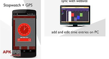 Mytime - time tracking