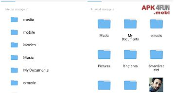 Well file manager
