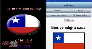 Chile guide news papers radios