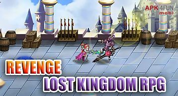 Revenge: lost kingdom rpg