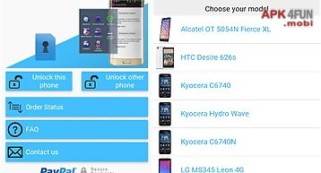 Slide to unlock-drops for Android free download from Apk