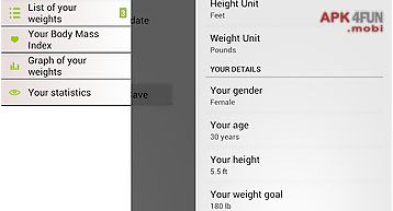 Best weight manager
